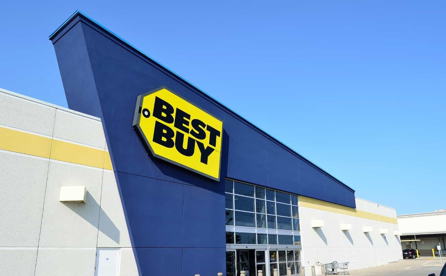 Best Buy is a successful brick and mortar electronics retailer.